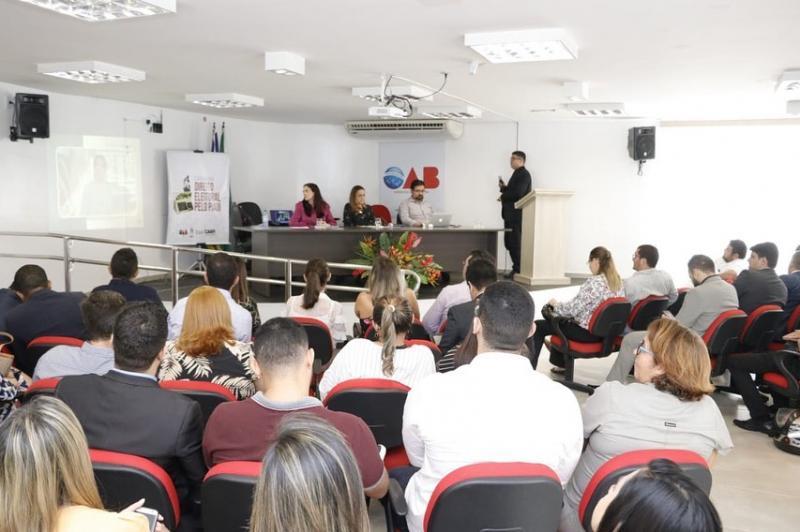 Caravana de Direito Eleitoral inicia por Parnaíba e debate temas relevantes