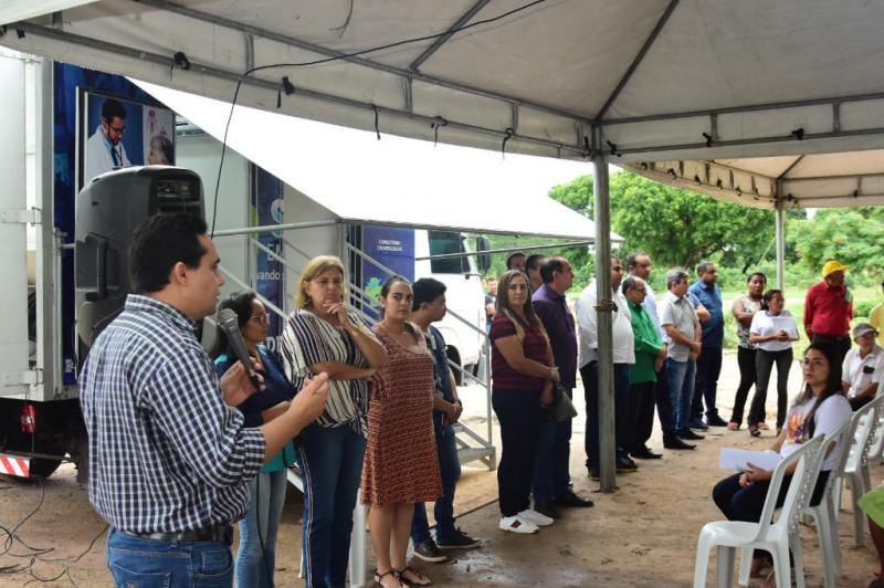 Assentamento Coelho recebe Ação Integrada de Saúde Janeiro Branco e Roxo