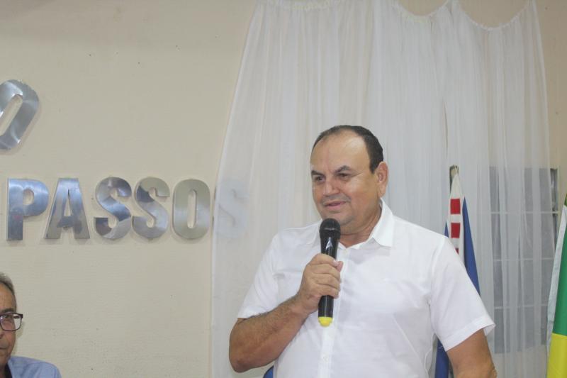 Prefeito Mirim Valorizando a educação do seu município