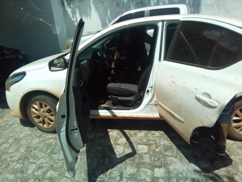 Família é feita refém durante arrastão em mercadinho em Campo Maior