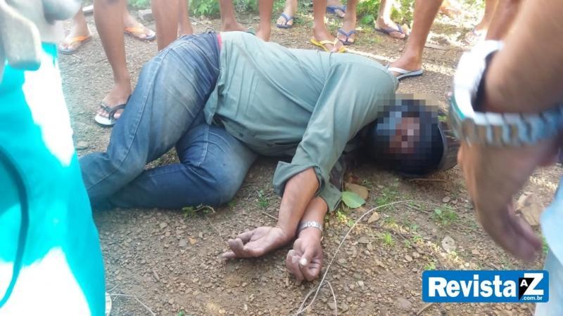 Homem é morto a tiros durante assalto na PI 214