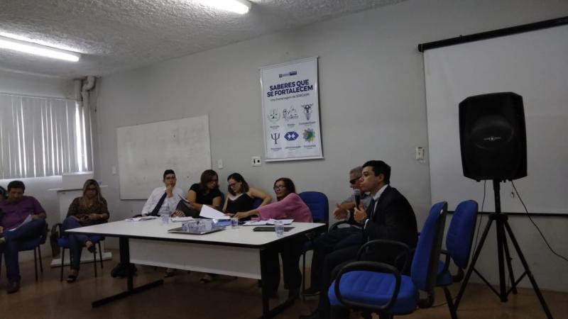 OAB Seccional Piauí participa de reunião com Setut e Semcaspi