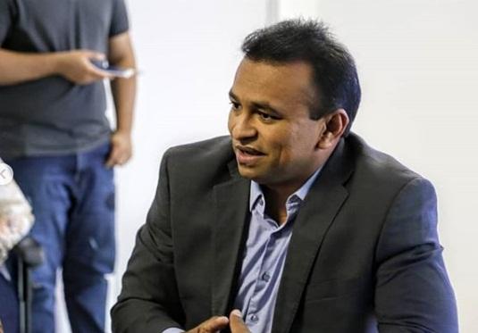 Fábio Abreu lança pré-candidatura a prefeito de Teresina