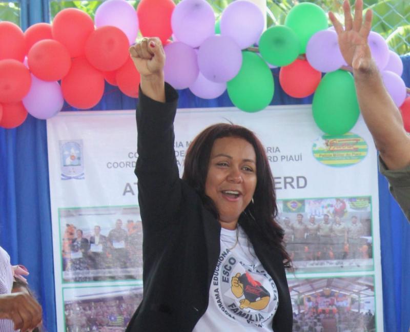 Prefeita Doquinha comemora a aprovação das contas do ano de 2017, no TCE-PI