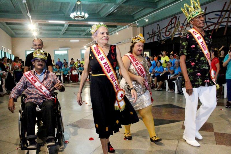 Pré-candidatos a rei e rainha do Carnaval de Teresina são escolhidos