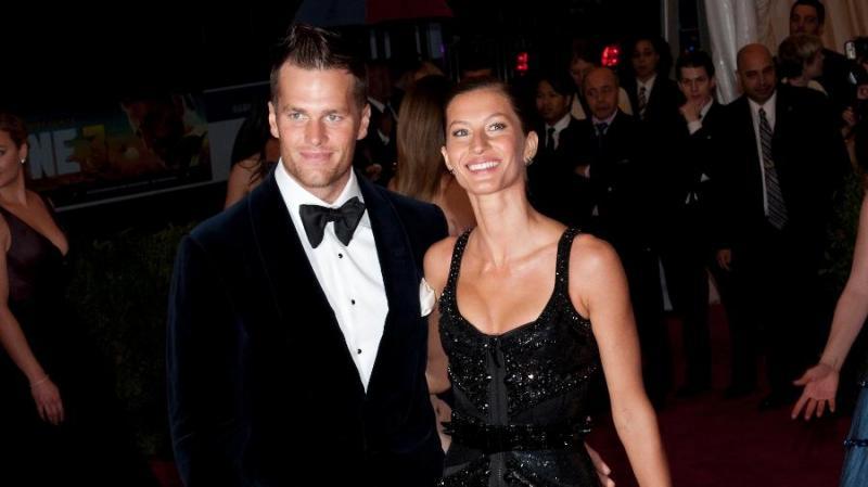 Assessoria nega separação de Gisele Bündchen e Tom Brady