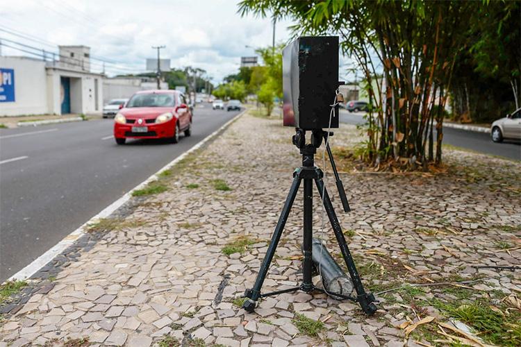 Radar fixo começa a funcionar nesta quinta em avenida de Teresina