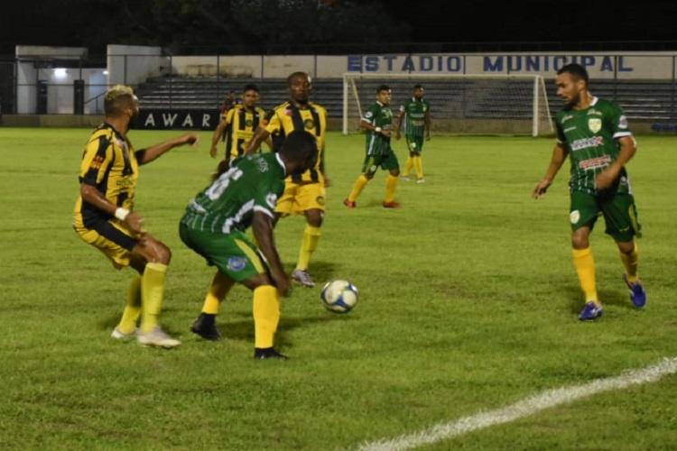 Picos vence Timon por 2 x 1 pelo Campeonato Piauiense