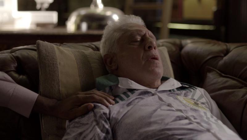Penúltimo capítulo de 'Bom Sucesso': Alberto pede para morrer em casa