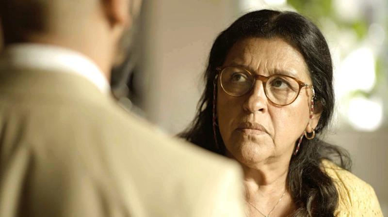 'Amor de Mãe': Álvaro ameaça Lurdes, mas ela o enfrenta