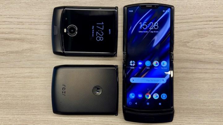 Motorola anuncia data de lançamento do Razr 2019, novo aparelho dobrável