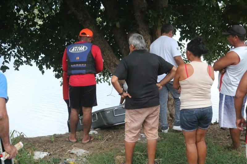Homem é encontrado morto dentro de lagoa na zona norte de Teresina