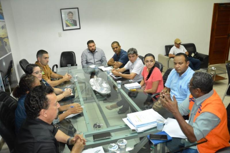 Prefeitura de Floriano quer Plano de Contingência para Chuvas
