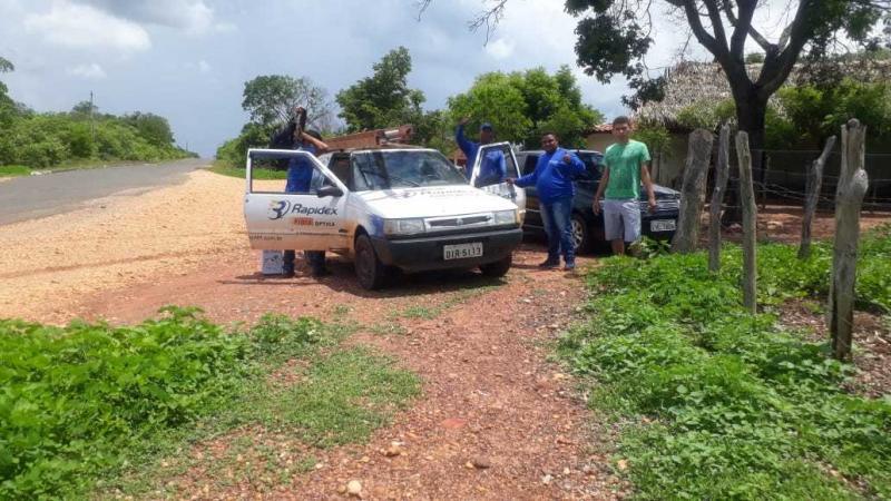 Prefeitura de Cajazeiras fecha parceria e leva internet para povoado