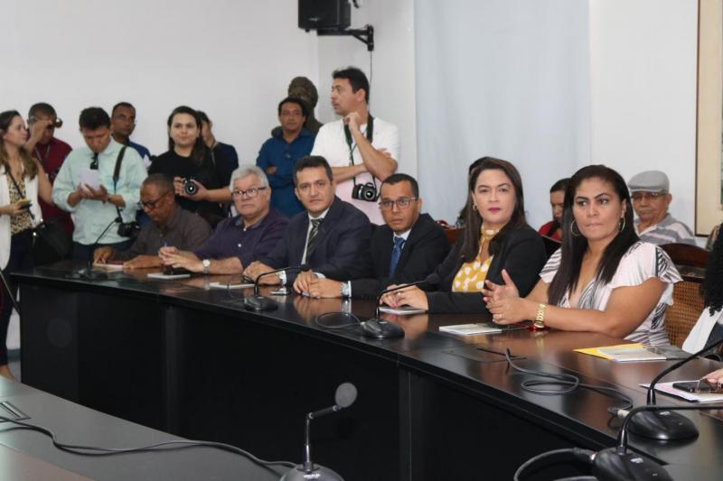 OAB Piauí participa de solenidade de lançamento do Passe livre