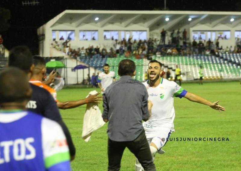 Altos vence Flamengo na 2ª rodada do Campeonato Piauiense