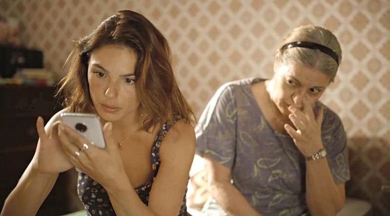 'Amor de Mãe': Betina investiga vida de Verena