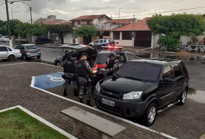 Polícia prende 14 condenados por homicídio e latrocínio no Piauí