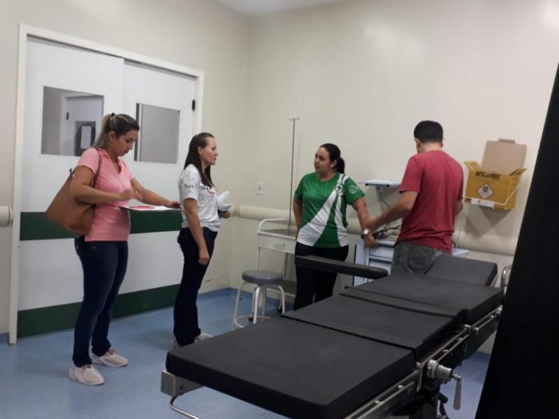 Sesapi planeja realizar cirurgias mais complexas no Hospital de Água Branca