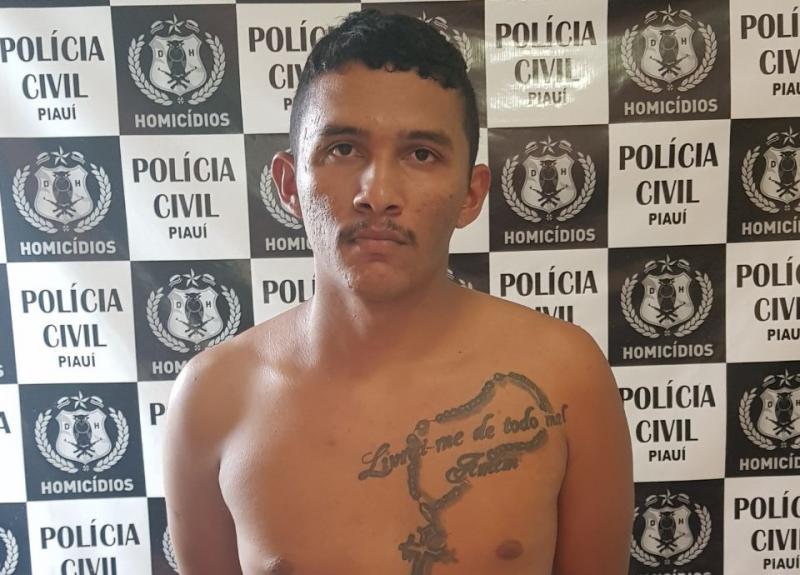 Polícia prende acusado de matar homem no bairro Esplanada em Teresina