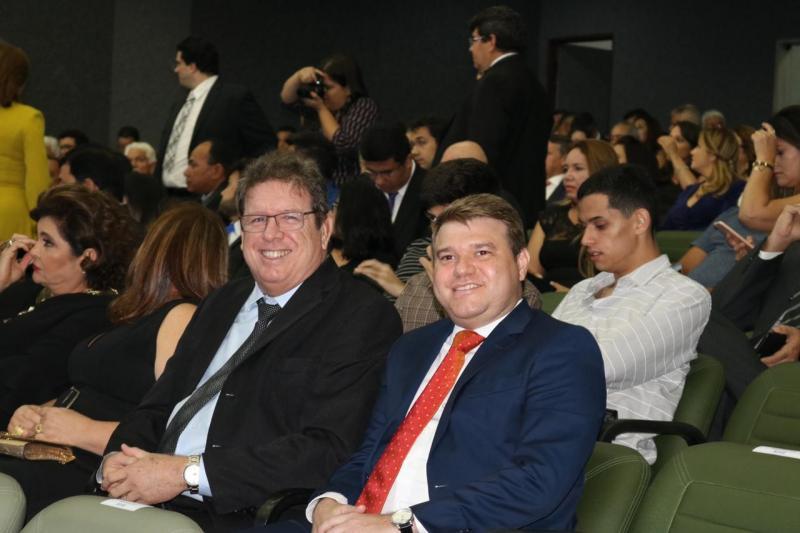 Secretário-Geral da OAB Piauí prestigia posse da diretoria da FIEPI