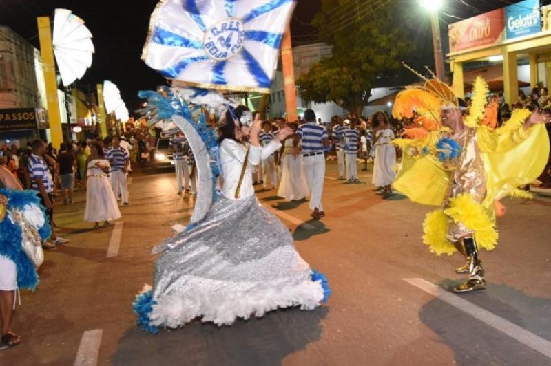 Edital confirma a participação de 3 escolas de samba no desfile de Floriano