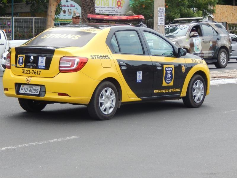 Strans fiscaliza itinerário de ônibus intermunicipais