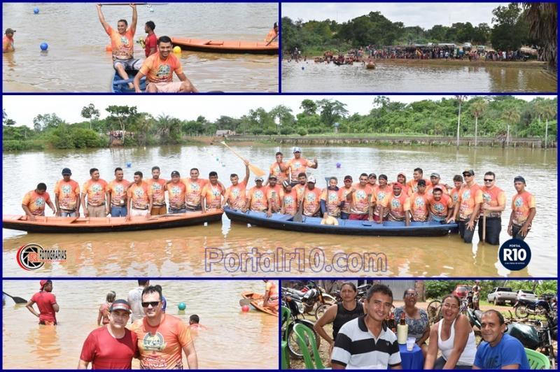 7ª corrida de Canoas nas festividades do aniversário de Campo Largo-PI