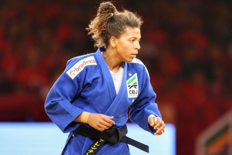 Rafaela Silva é suspensa por dois anos por doping; vai recorrer ao CAS