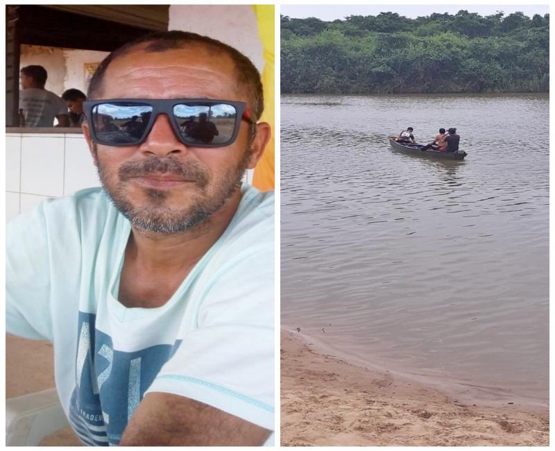 Homem morre afogado após tentar atravessar rio no norte do Piauí