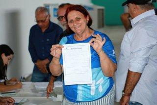 Demerval Lobão | Ex-vereadora deixa PPS e filia-se ao Progressistas