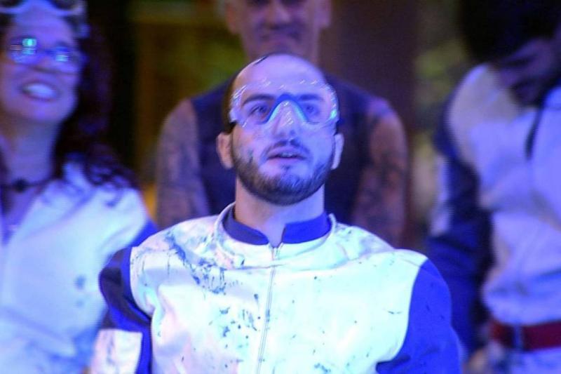 Mahmoud vence prova do líder do 'BBB 18' e indica Ana Paula ao paredão