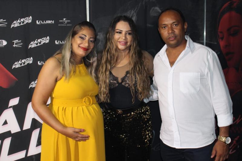 Pavussú 26 anos | Márcia Fellipe encerra festividades do aniversário