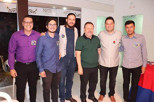 PDT confirma autonomia de Evandro Hidd na capital