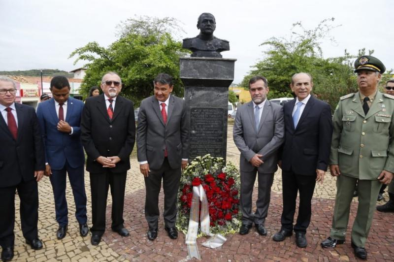 Oeiras celebra 197 anos de adesão do Piauí à Independência do Brasil