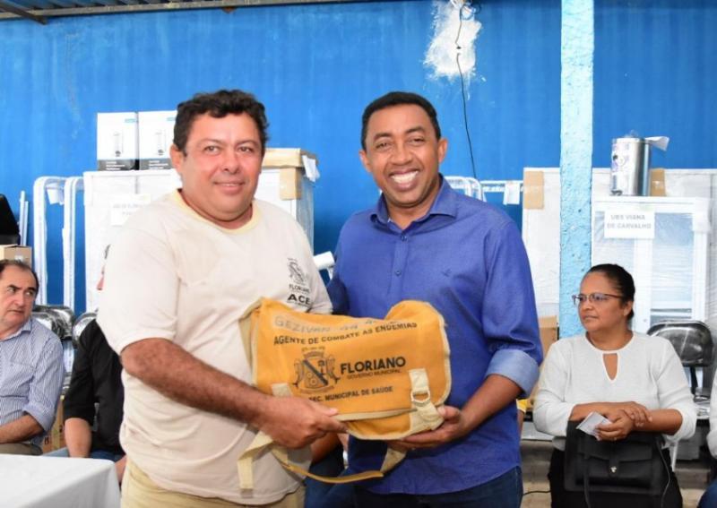 Prefeito Joel inicia semana de inaugurações com entrega de equipamentos