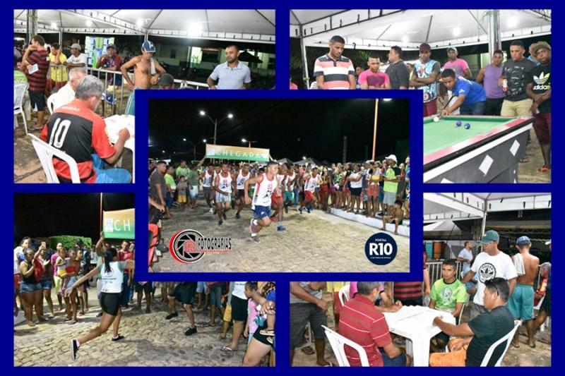 Atividades esportivas marcam festividades nos 24 anos de Campo Largo - PI