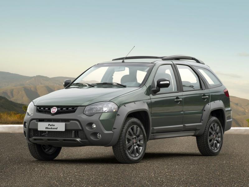 Fiat Weekend sai de linha após 23 anos de produção