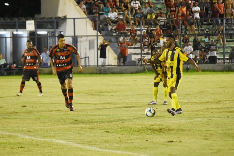 Flamengo e Timon empatam jogo pela 3ª rodada do Piauiense