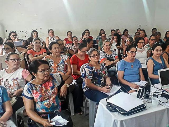 SEMED de Cocal realiza Semana Pedagógica