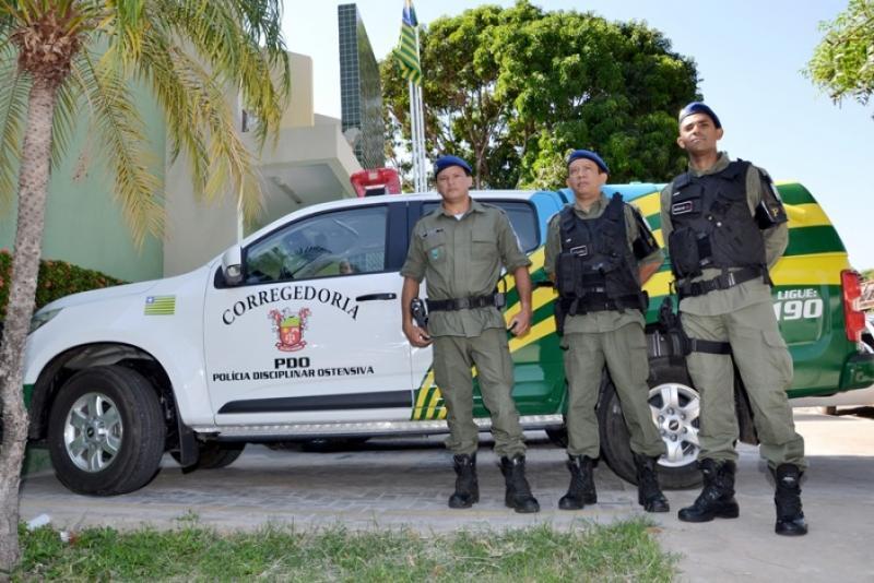 Projeto determina um policial para cada 300 habitantes