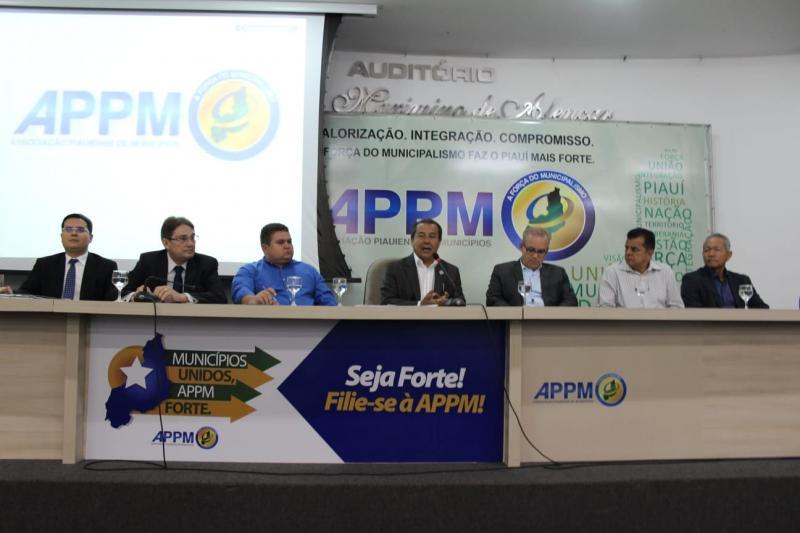 APPM reúne prefeitos para discutir proposta de cofinanciamento da Saúde
