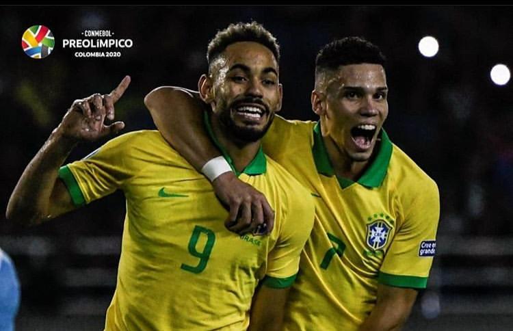 Brasil encara Bolívia por classificação antecipada no Pré-Olímpico