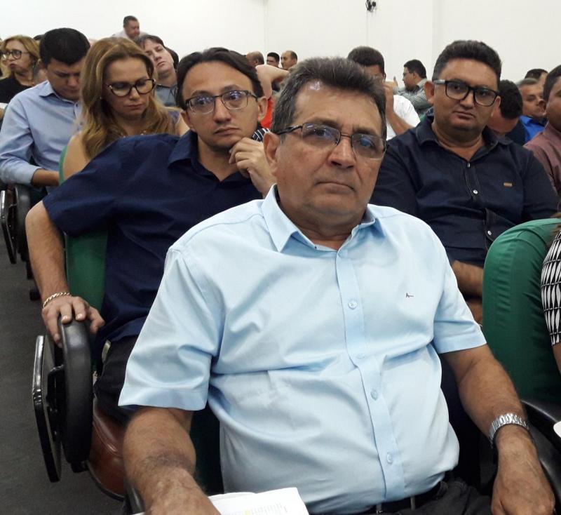 Genival Bezerra participa de reunião sobre cofinanciamento da Saúde na APPM