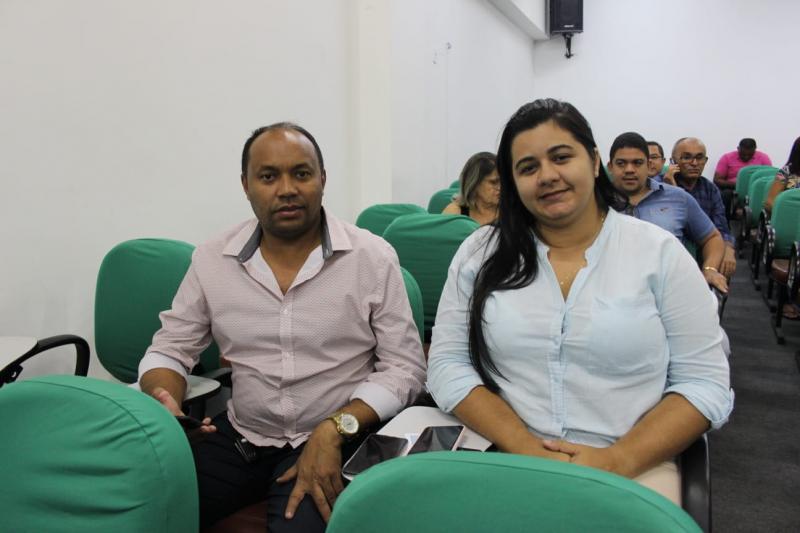 Julimar Barbosa participa de reunião sobre cofinanciamento da Saúde na APPM