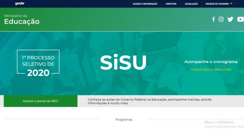 Após recurso da AGU, STJ libera divulgação do resultado do Sisu