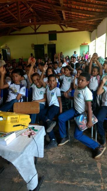 SEMEEC e Ministério Público promovem parceria em escolas municipais