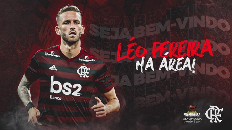 Flamengo acerta contratação de Léo Pereira, do Athletico