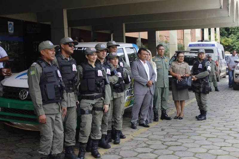Patrulha Maria da Penha fiscalizará cumprimento de medidas protetivas