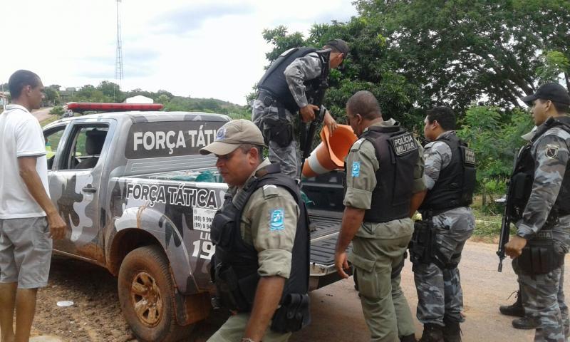Polícia encontra 208kg de cocaína com traficantes que fizeram pouso forçado em Barreiras do Piauí